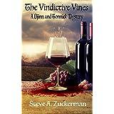 The Vindictive Vines: A Djinn and Tonnick Murder Mystery (Djinn and Tonnick Murder Mysteries Book 3)