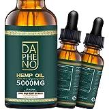 10000mg Hemp Oil, Relief, Grown & Made in USA, Natural Pure Organic, Vegan Friendly