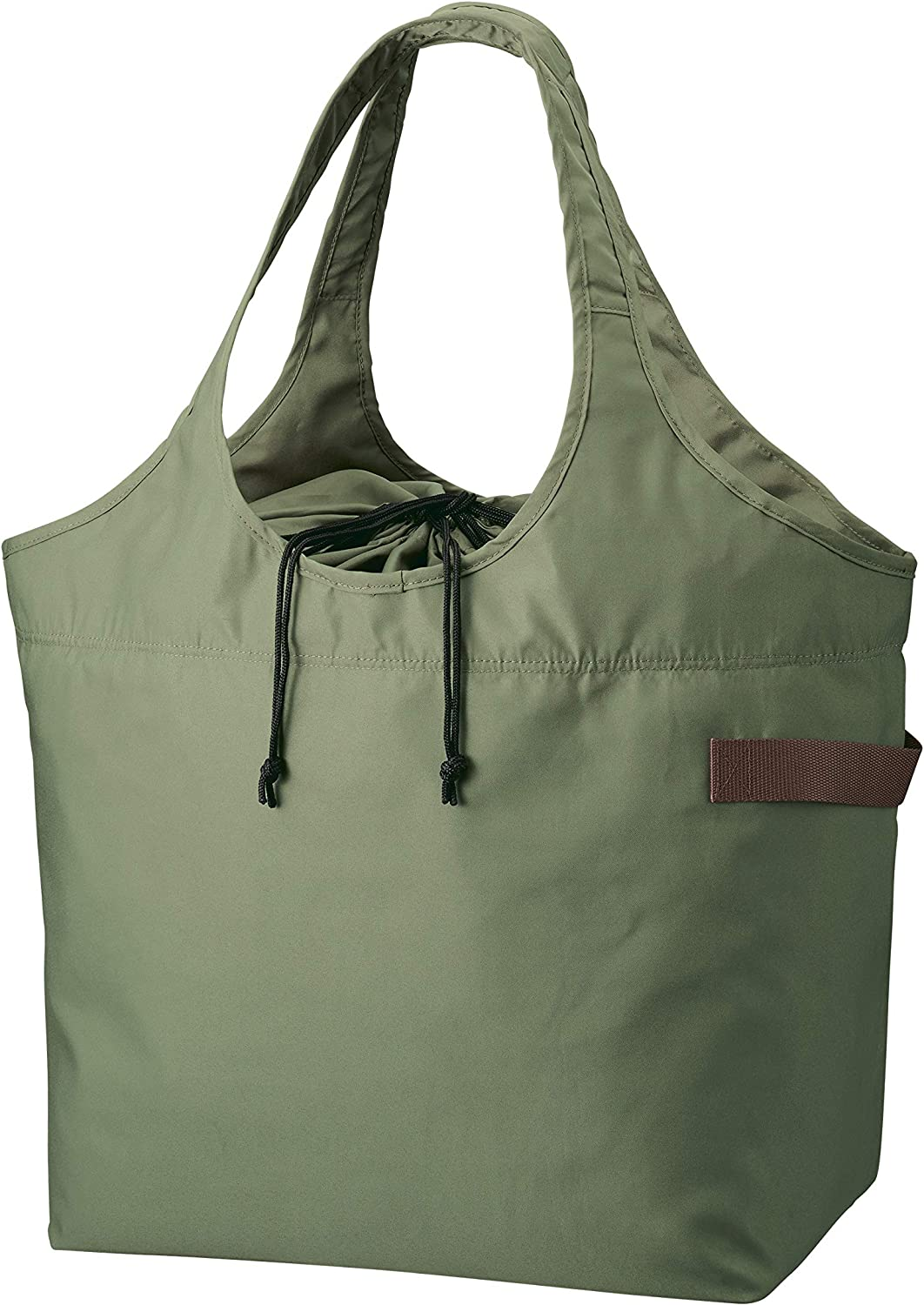 MOTTERU Foldable & Reusable, Cooler Bag, Large size. Beach/Lunch/Picnic/Travel/Grocery Shopping. Japanese products