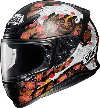 Shoei Nxr Transcend Tc 10 Helmet Black White M Tc 10 Auto
