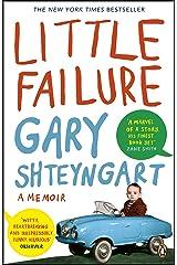 Little Failure: A memoir Kindle Edition