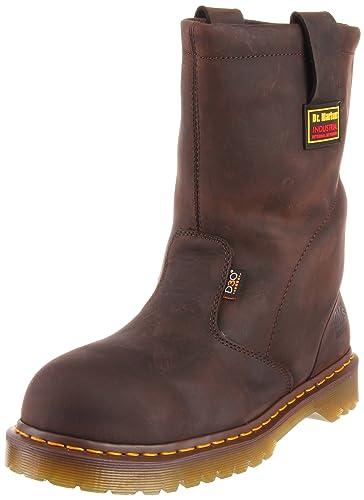 Dr. Martens Men's 2295 Steel IM Boot,Gaucho Volcano,10 UK/11