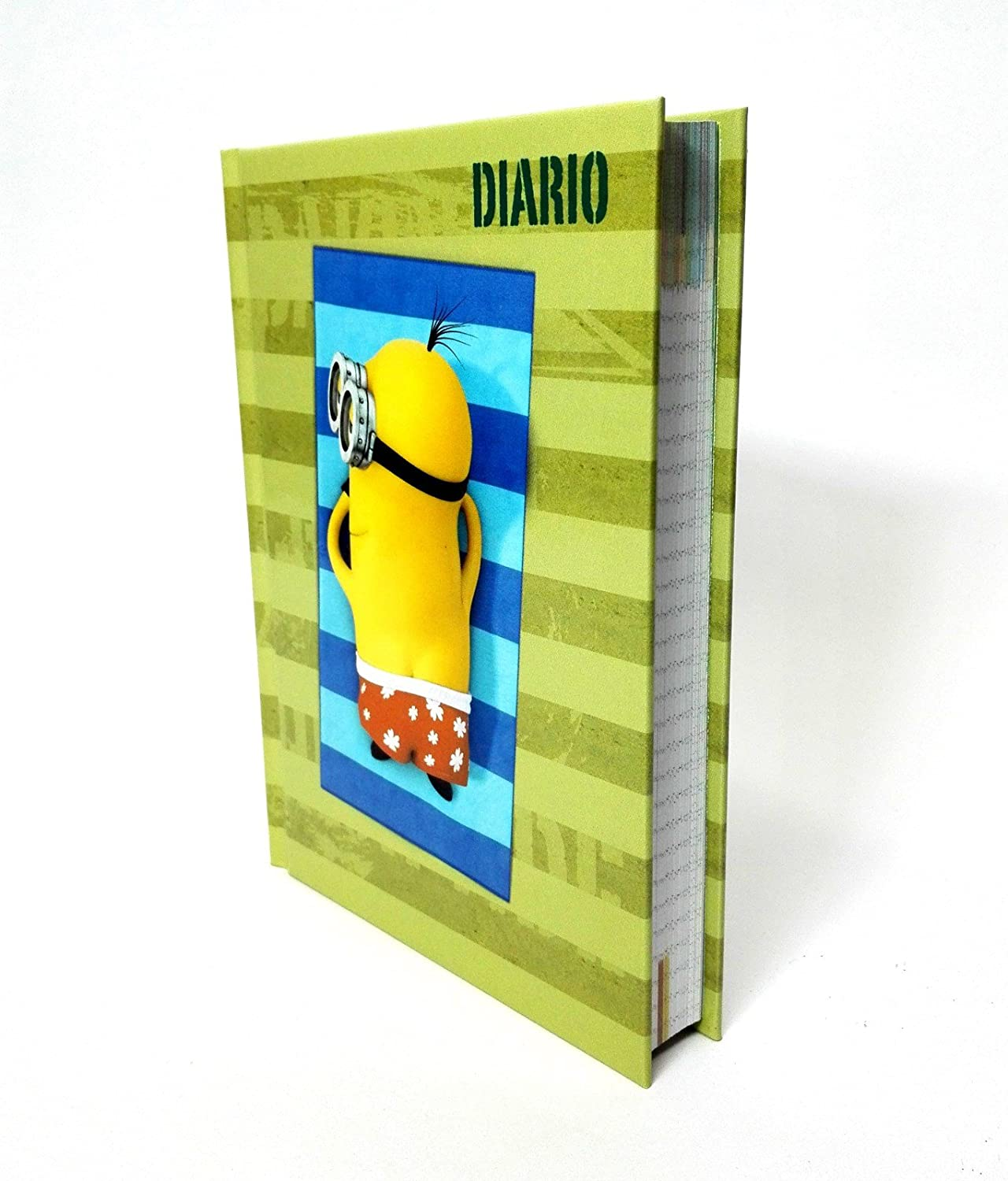 Amazon.com : Despicable Me Diary Journal Agenda Not Dated ...