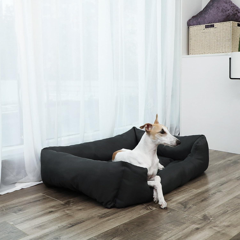 FEANDREA Cama para Perro, Cesta para Perro XXL, cómodo sofá para Perro, Acogedor Cama para Mascota en la habitación, Sala de Estar y Pasillo, ...