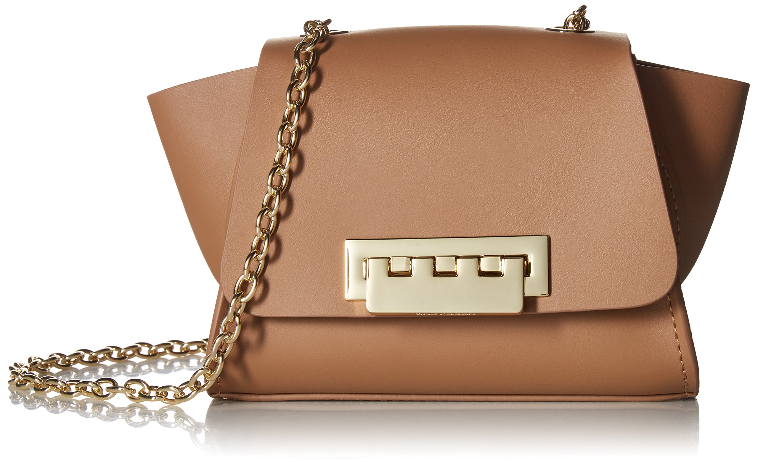ZAC Zac Posen Eartha Mini Chain Crossbody Core, Nude by ZAC Zac Posen
