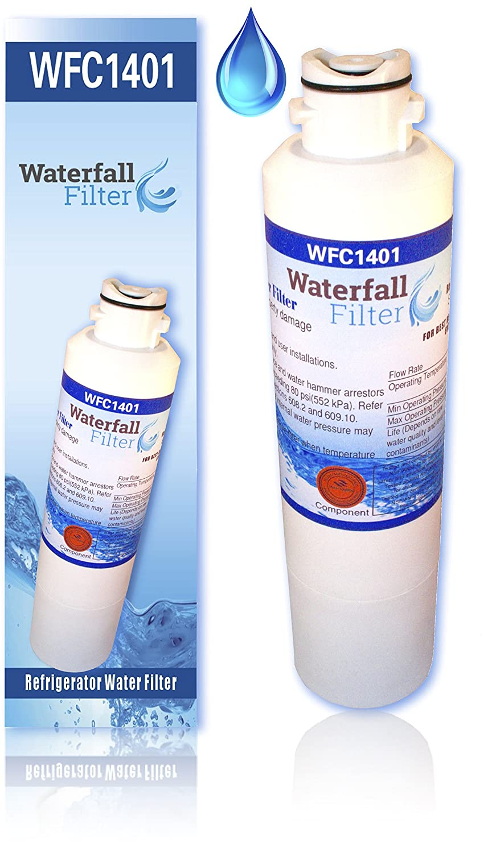 Water Filter Refrigerator Amazoncom Waterfall Filter Da29 00020b Refrigerator Water Filter