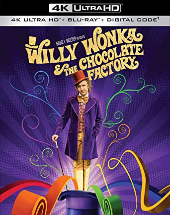 Poster. Willy Wonka & the Chocolate Factory