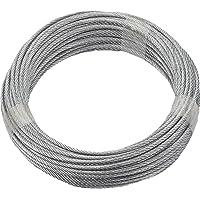De Ruck Zuck Cable de acero galvanizado, diámetro