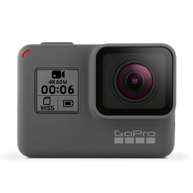 サーフィンにおすすめのアクションカメラ5選 GoPro HERO6 Black(GoPro)