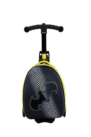 Amazon.com: Batman Scootcase - Patinete 3 en 1 con maleta de ...