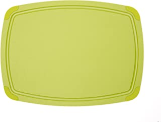 """product image for Epicurean Cutting Board with Removable Silicone Corners, 17.5"""" by 13"""", Green"""