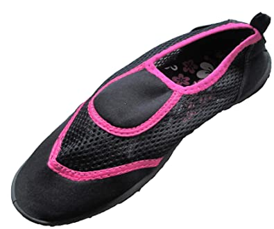 9a918e198fe1 Image Unavailable. Image not available for. Color  Women s Pink   Black Aqua  Socks