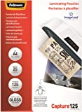 Fellowes ImageLast A4 125 Micron Laminating Pouch - (Pack of 25)