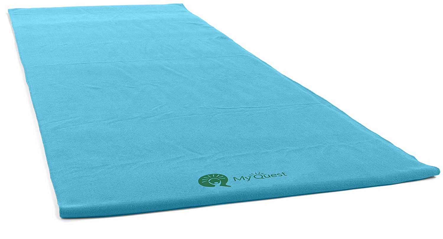 Best Yoga Mat Towel 2017 Hot Yoga Benefits Poses Classes