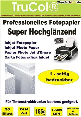 100 hojas de A4 de transparencias (papel transparencias OHP ...