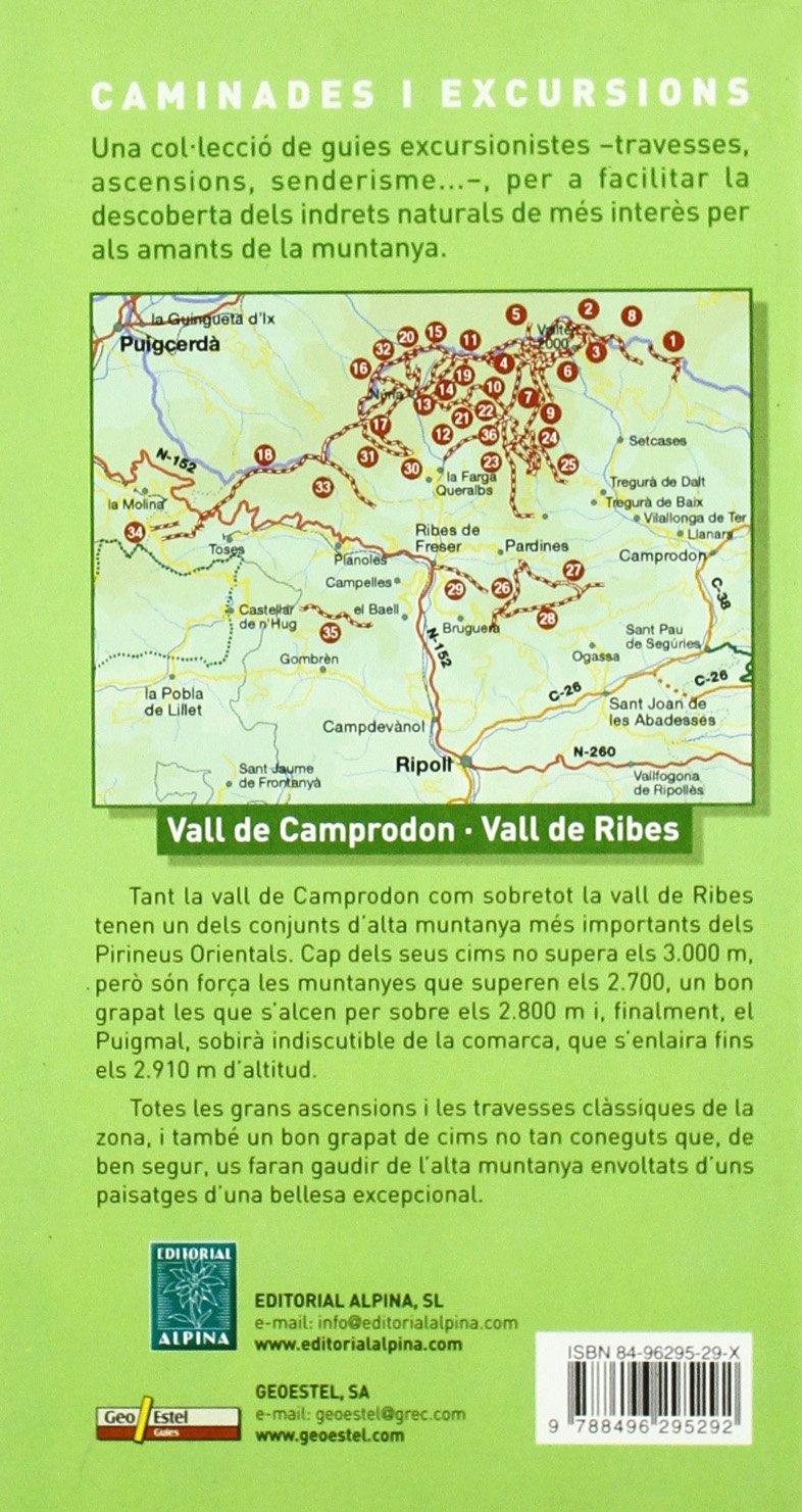 Valls de Camprodon - Vall de Ribes Caminades i excursions ...