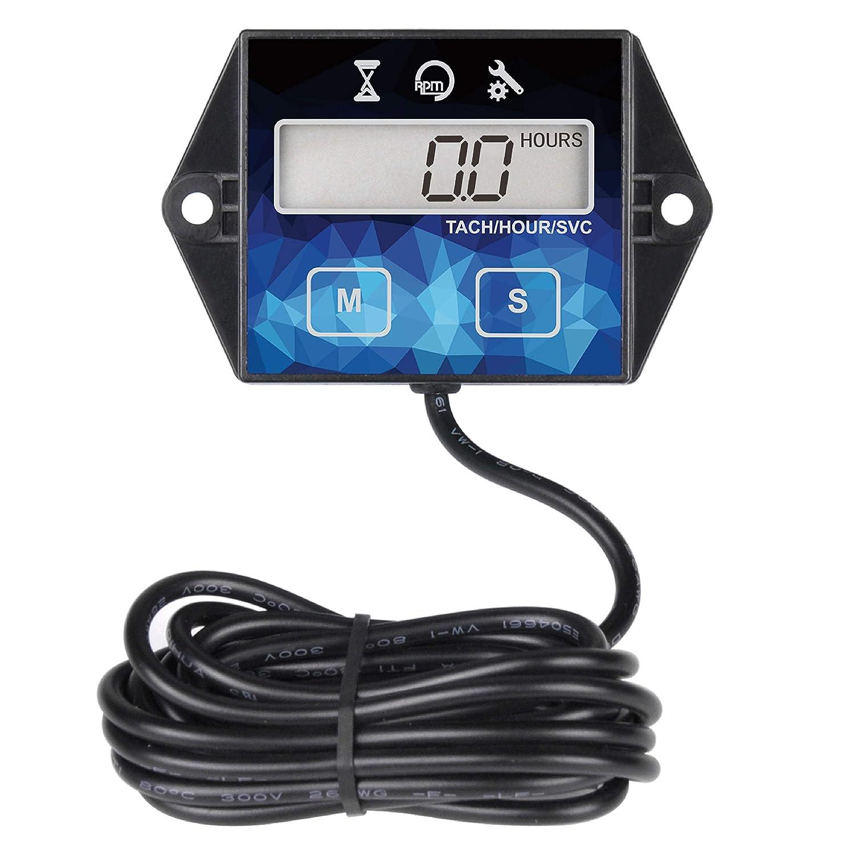 Runleader HM011F Digital Hour Tachometer
