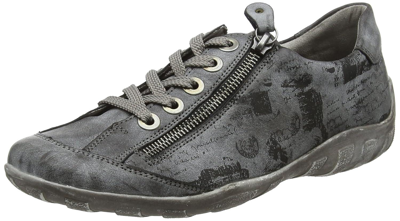 Remonte R3435, Sneakers Basses Gris Femme B01D0Q7R4W Gris R3435, (Asphalt/Schwarz 45) fbcb662 - shopssong.space