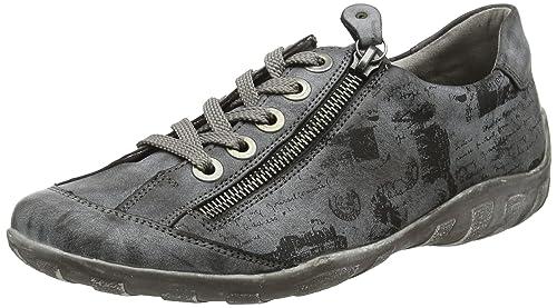 Remonte Women s R3435 Low-Top Sneakers  Amazon.co.uk  Shoes   Bags 695b733ba0