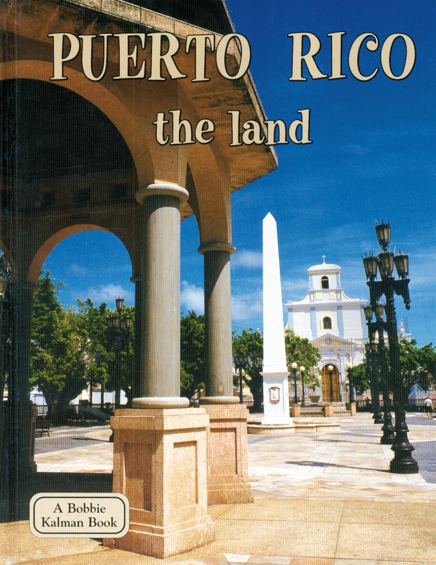 Puerto Rico (Lands, Peoples, & Cultures (Hardcover)) PDF