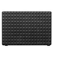 Seagate Expansion Desktop, 16 TB, External Hard Drive HDD - USB 3.0 for PC Laptop and Two-Year Rescue Services…