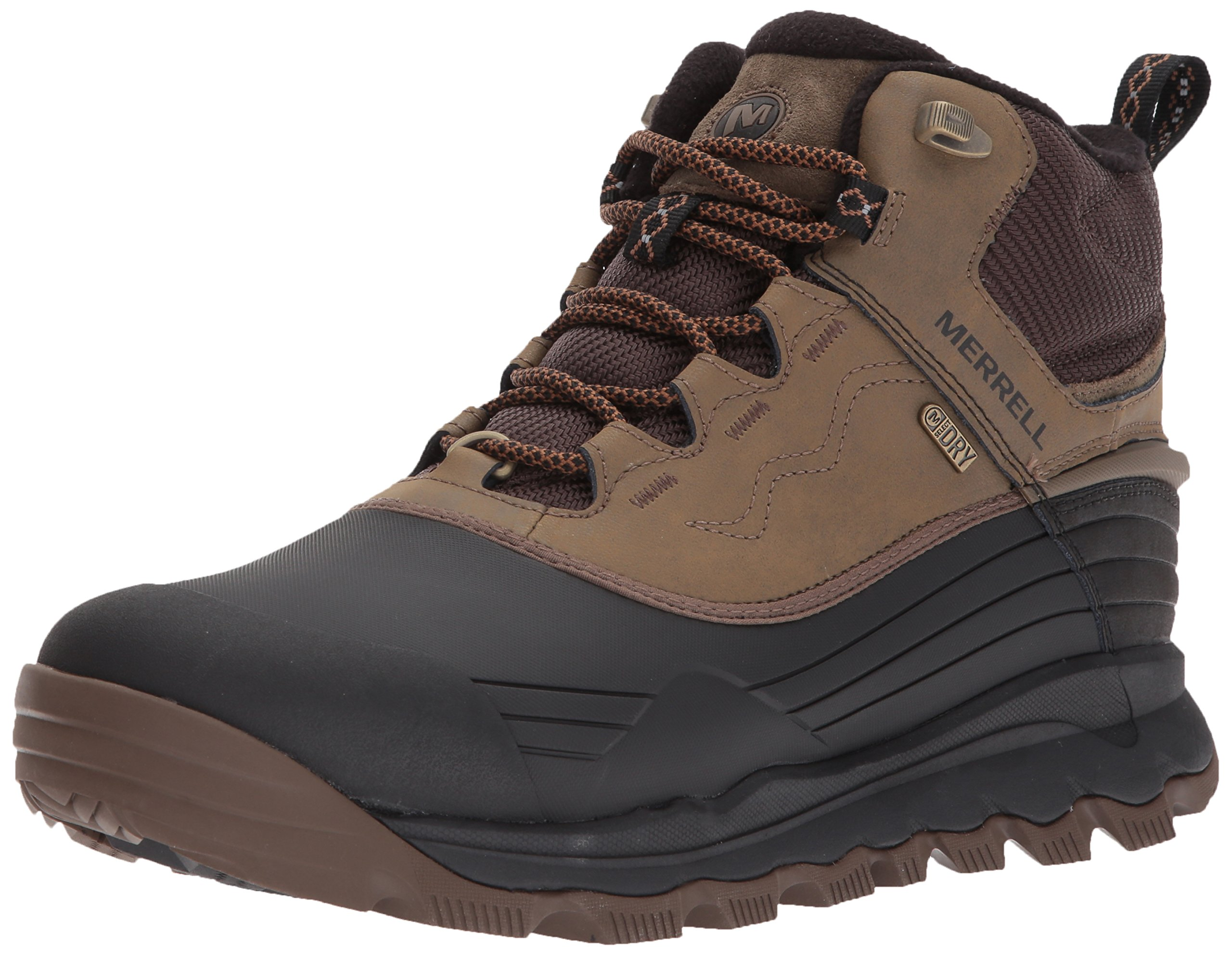 Merrell Men's Thermo Vortex 6'' Waterproof Snow Boot, Canteen, 13 M US