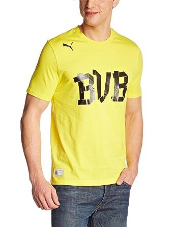 Puma - Camiseta de fútbol sala para hombre  Amazon.es  Ropa y accesorios 33a4eff79dcc9