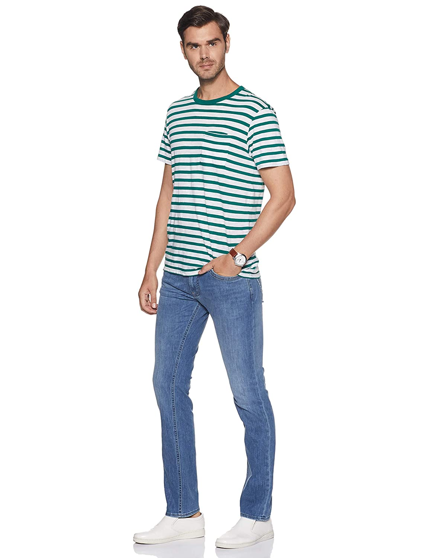 Gas Albert Rs.a Jeans Slim Uomo