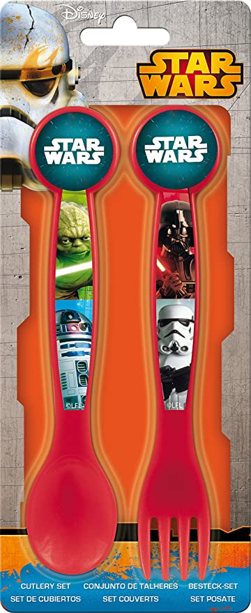 Star Wars - Set Cubiertos PP
