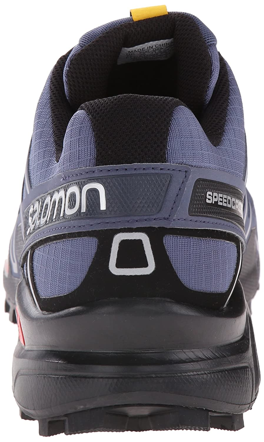 Salomon Men's Speedcross B00ZLMN30G 3 Trail Running Shoe B00ZLMN30G Speedcross 10.5 D(M) US|Slate Blue/Black/Deep Blue 8c58d5