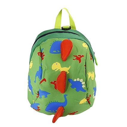 3f6baf2760e47 恐竜 リュック 通園 かわいい 子供 迷子防止 ハーネス キッズバッグ 男の子 女の子 リュックサック 幼稚園 小学生