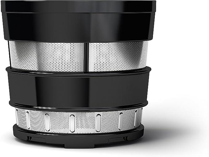 Bosch MESM500W VitaExtract Extractor de jugos, 150 W, 2 filtros ...