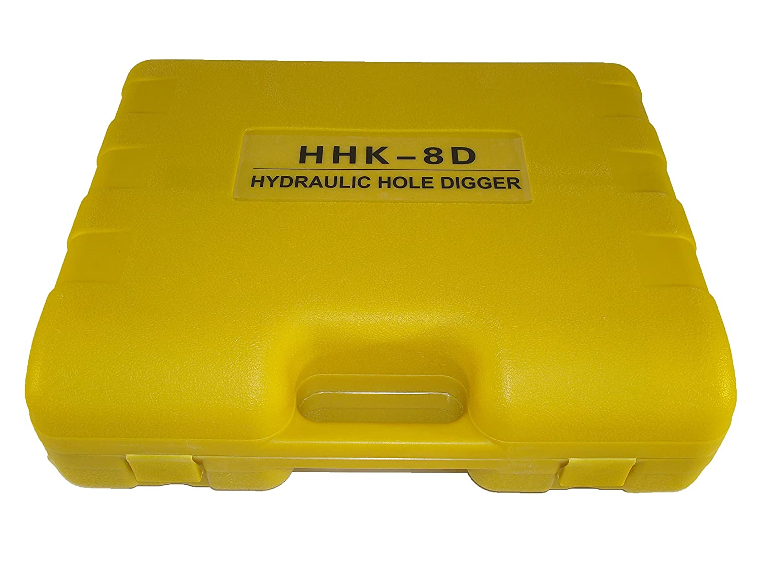 7//8-2 3//8, 11 tons K-8D Hydraulic Hole Punch Knockout Set 6 Dies Hand Pump