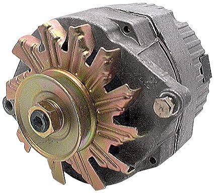 1 wire alternator
