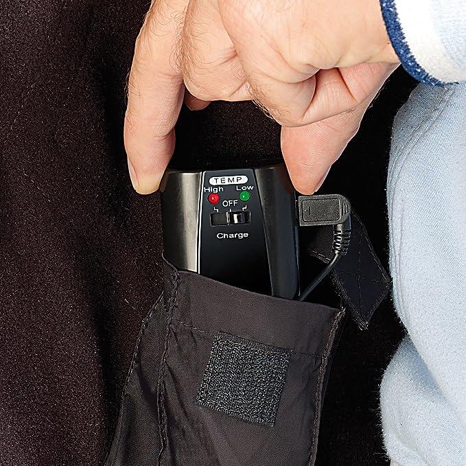 Pearl Urban batería de repuesto para chaquetas de invierno calefactables NC6WM 8064 hasta de 8068: Amazon.es: Ropa y accesorios