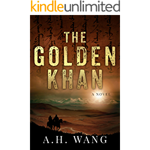 The Golden Khan: An edge-of-the-seat epic adventure (Georgia Lee Book 2)
