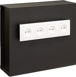 Arregui 23000W-S1 Caja Fuerte Camuflada para Rejilla Enchufe ...
