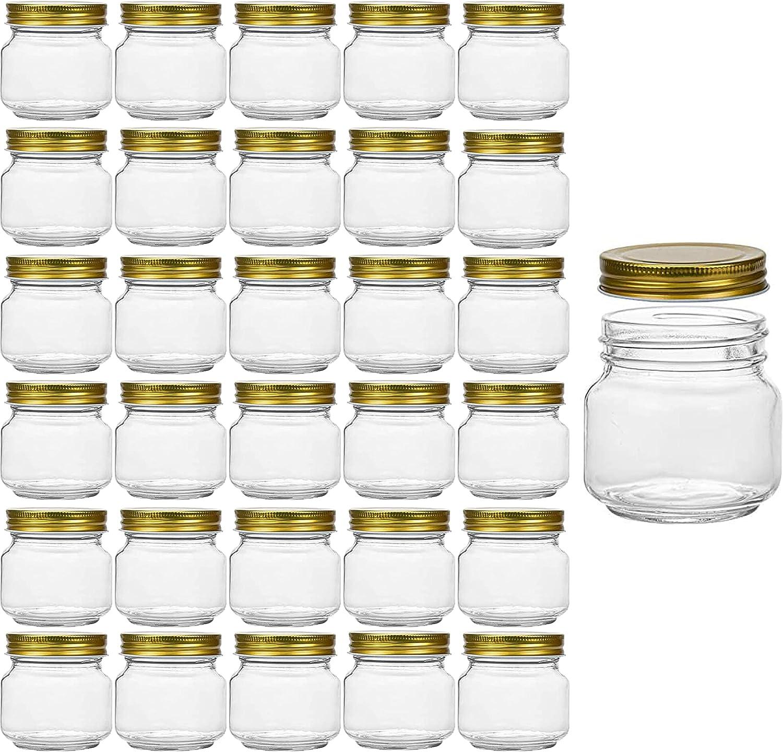 Scented 8 oz Mason Jars   Natural Black Licorice Beeswax Jar Candle