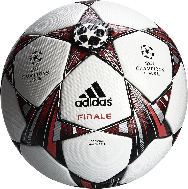 adidas Finale 13 G73454 - Pelota de fútbol Multicolor White/Black ...