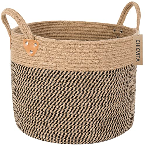 Baskets For Storing Blankets Amazon Com