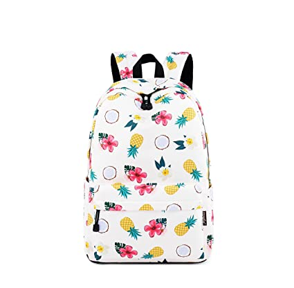 b8465aa1ca1e Joymoze Waterproof Girl School Backpack Fit for 15.6
