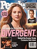 People Magazine - DIVERGENT Movie Collectors Edition - March 2014
