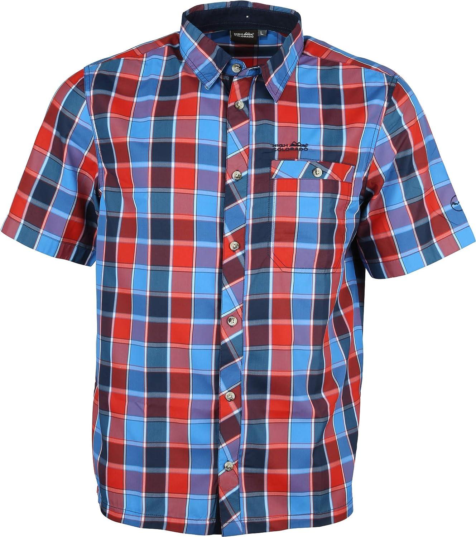 High Colorado Zell 2 Maillot Hombre, Spicy Orange Talla L 2019 Camiseta Manga Corta: Amazon.es: Deportes y aire libre