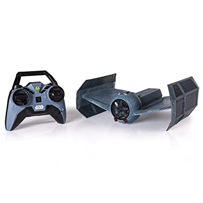 Air Hogs - Star Wars RC Tie Fighter Advanced: Toys & Games [5Bkhe1004733]