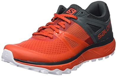 165fca7dbe3d Salomon Men s Trailster Trail Running Shoes  Amazon.co.uk  Shoes   Bags