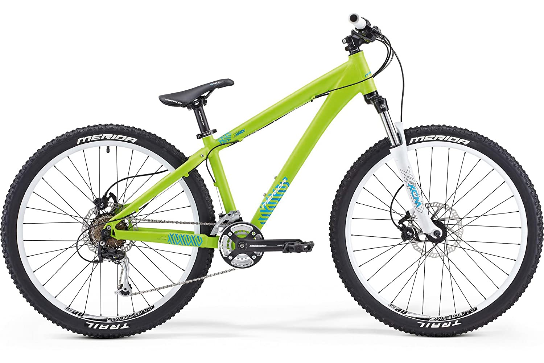 Merida - Bicicleta de montaña enduro (18