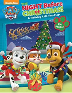 Pups Save Christmas Book.Nickelodeon Paw Patrol The Pups Save Christmas