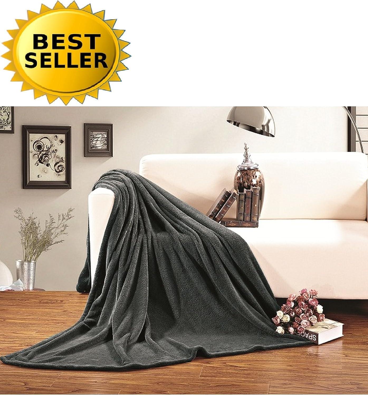 Amazoncom Celine Linen 1 Fleece Blanket on
