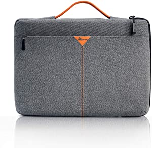360° Protective Laptop Sleeve 13.3 Inch, SIMTOP Water Repellent Laptop Case Bag Compatible with 13.3 inch MacBook Air MacBook Pro with Model A1466, A1369,A1502 A1425 and Surface Laptop and More
