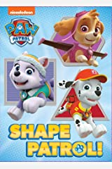 Shape Patrol! (PAW Patrol) Kindle Edition